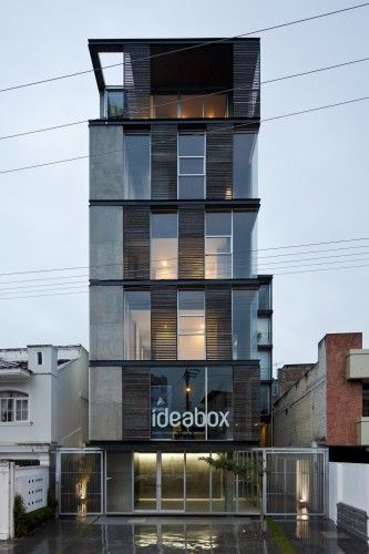 i want to have this building.