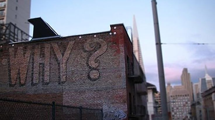 How Asking 'Why' 5 Times Can Change Your Life