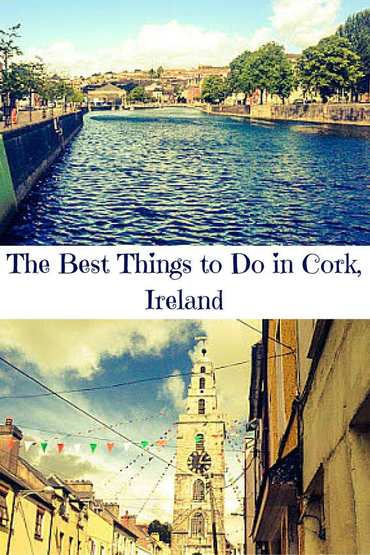 Find out the best museums, restaurants, and travel tips for spending a day in lovely Cork, Ireland!