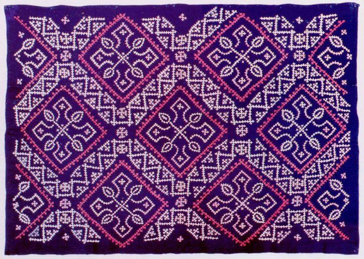 Armenian embroidery