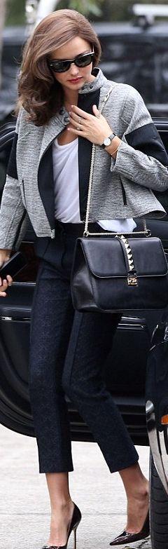 ..Mirandakerr, Miranda Kerr, Shoulder Bags, Fashion, Chic, Street Style, Outfit, Jackets, Kerr Style