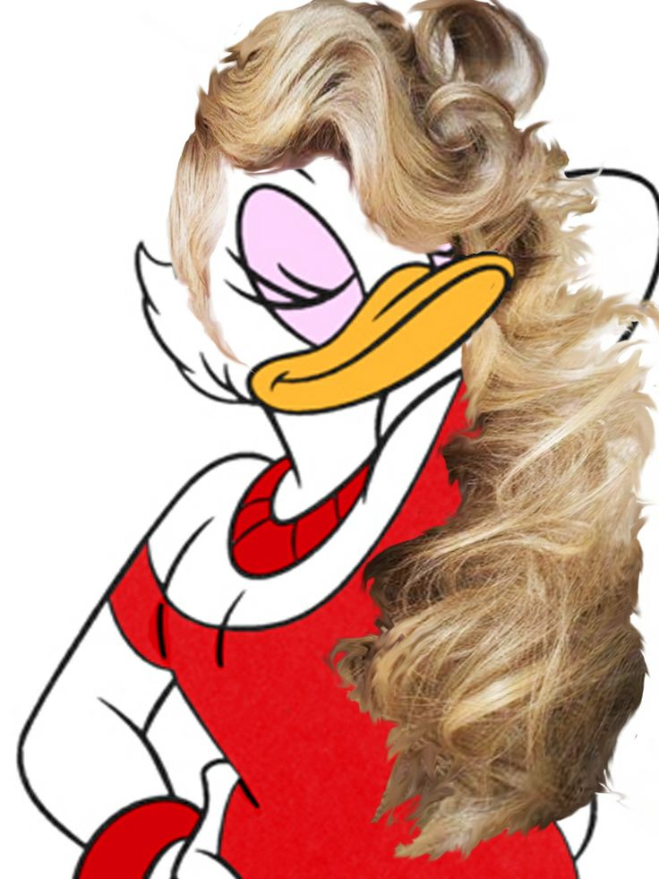 Daisy Duck X Preston