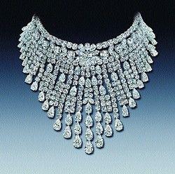 Graff. Jaw Dropping Diamond Necklace.