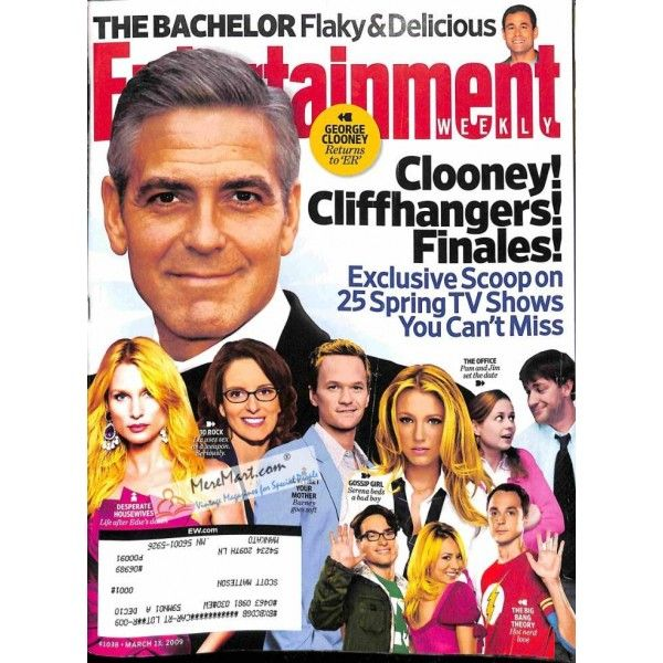 Entertainment Weekly, March 13 2009 | $1.94