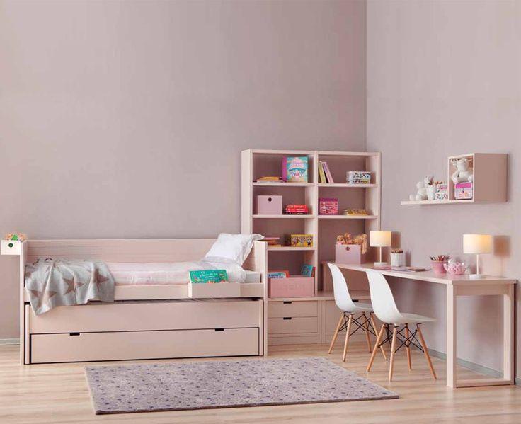 Dormitorio Juvenil Moderno 138