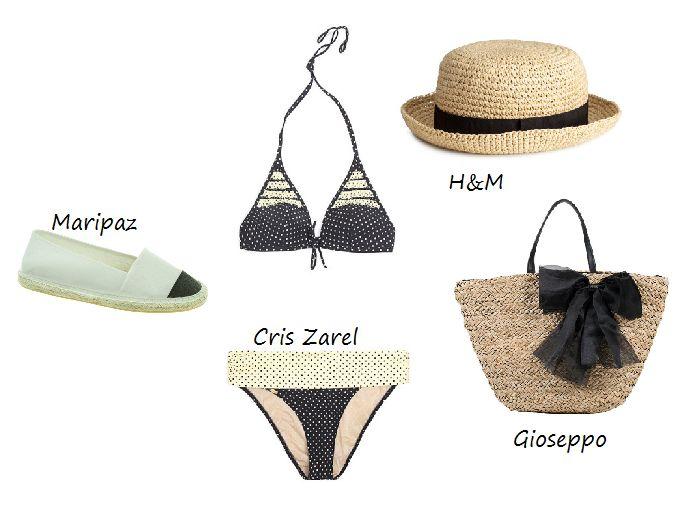 Bikini para mujeres con curvas