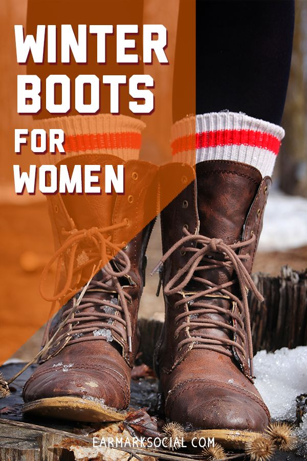 Top 5 Winter Boots for Women that are both cute and functional!