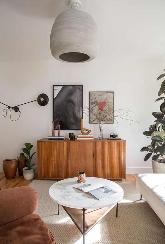 Step Inside Paige Geffenu0027s Minimalist Home