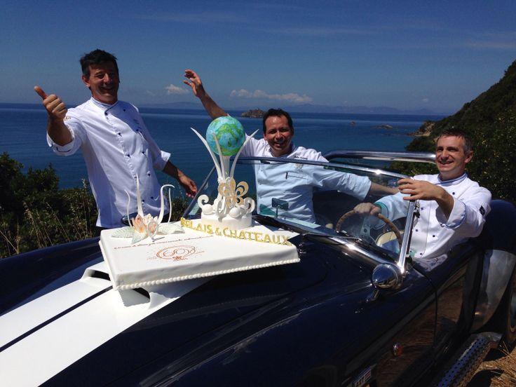 Prova foto chef a Punta Ala !