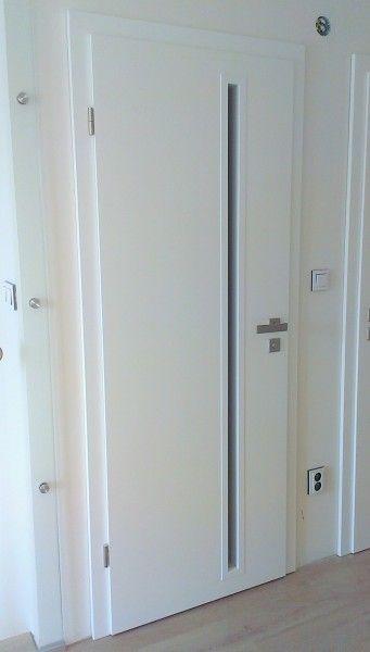 Interierové dveře Dextura Superlack, bílá