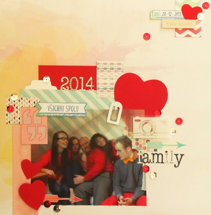 layout 006. / family