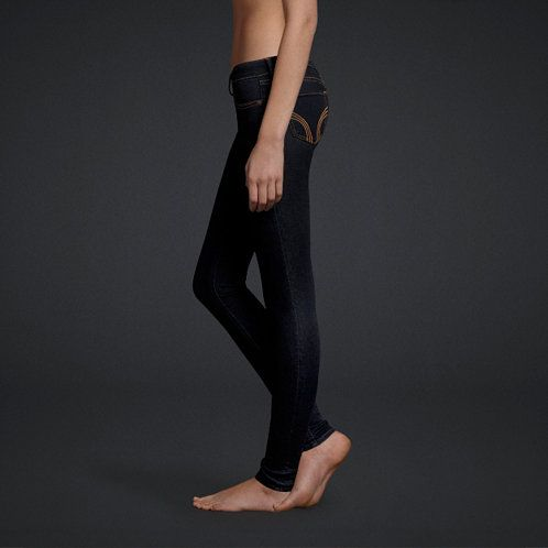 Girls Hollister Skinny Jeans i want