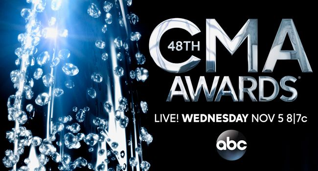 """""""The 48th Annual CMA Awards"""" will present Country's cutting edge with performances by Eric Church, Florida Georgia Line, and Kacey Musgraves live, Wednesday, November 5thfrom 8-11 p.m. ET from the..."""