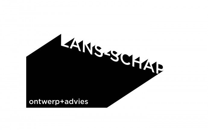 lans-schap, visual identity / logo design, by daily milk