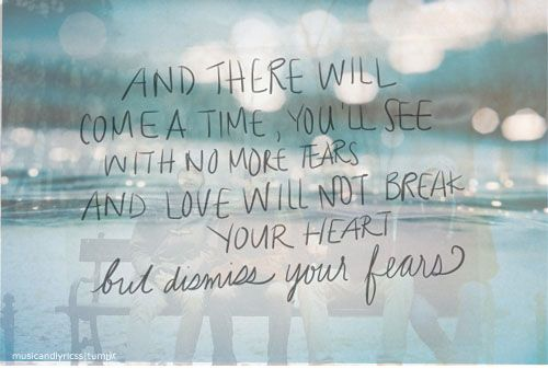 After the Storm - Mumford & Sons
