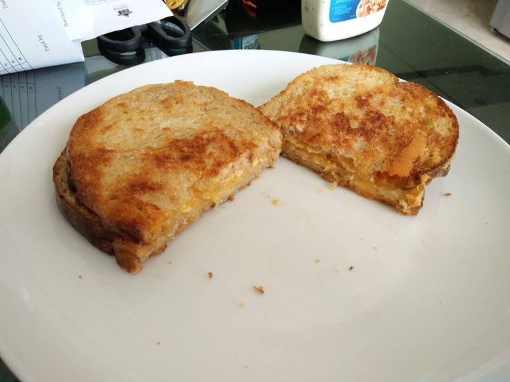 Double Gloucester and smoked herb cheese on light rye #grilledcheese #food #yum #foodporn #cheese #sandwich #recipe #lunch #foodie