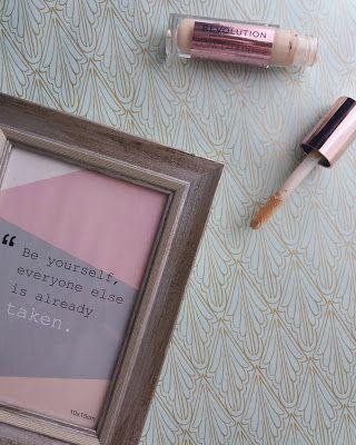 Beauty-Tipps für Sie: AZ ÚJ MAKEUP REVOLUTION CONCEAL UND DEFINE CORRECT … …   – Beauty Tips