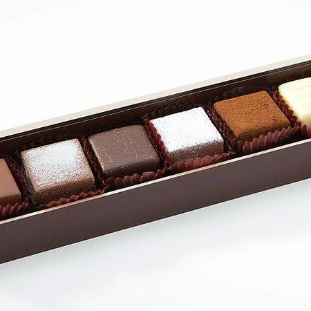 The Ritz-Corlton hotel/Chocolate