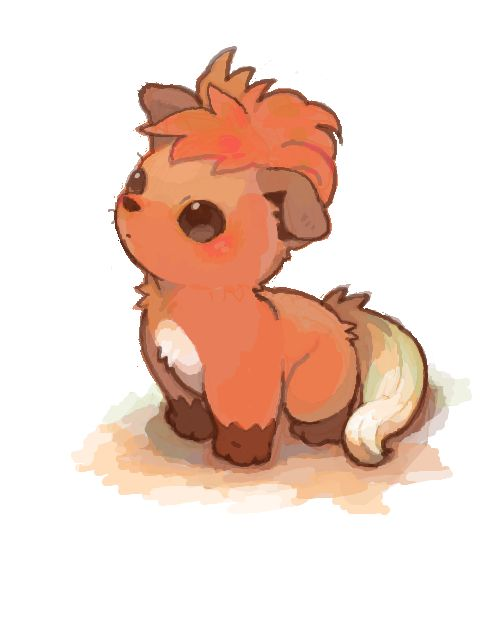 gotta catch em all pokemon vulpix chibi kawaii by #arseniclover <3