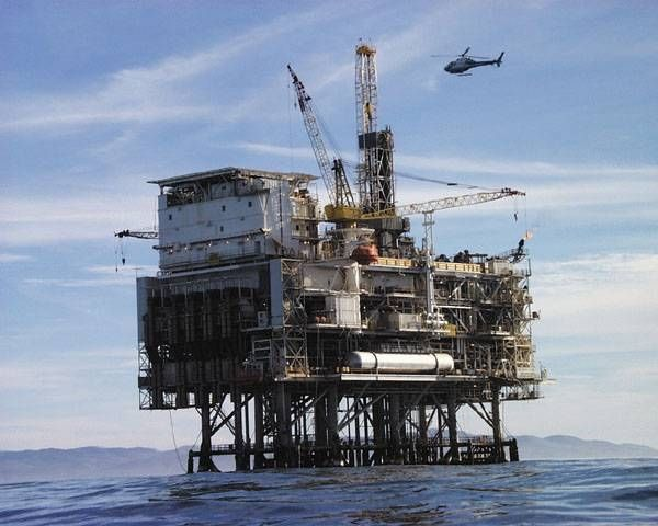 About Offshore Oil Rigs
