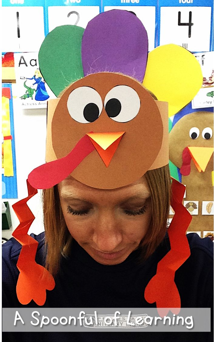 Turkey Hats!