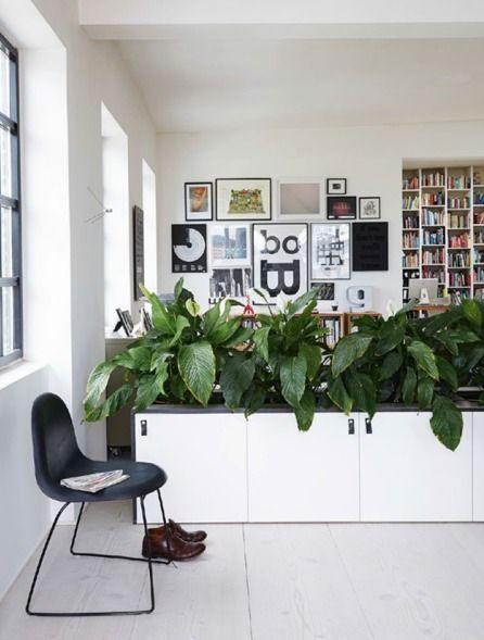 storage/planter/room divider