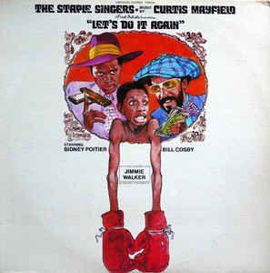 The Staple Singers - Let's Do It Again (Original Soundtrack): buy LP, Album at Discogs