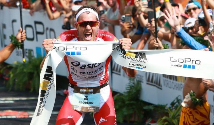 La distancia Ironman entra en el programa olímpico de París 2024