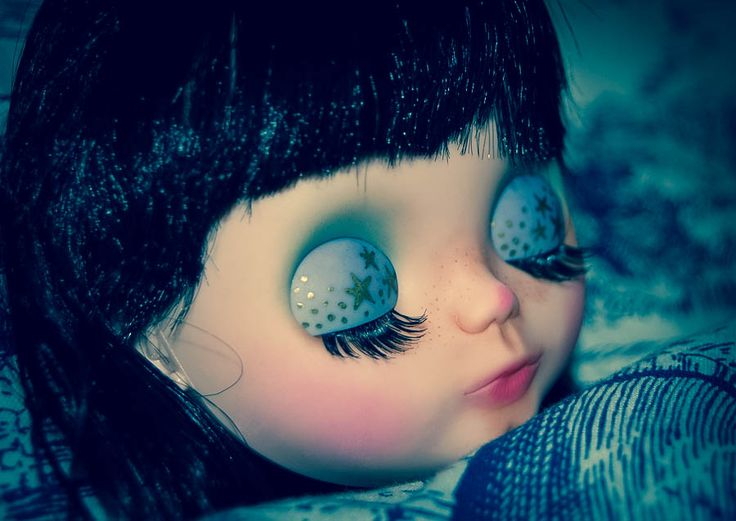 Stardust (basaak doll) - customized by me and sold