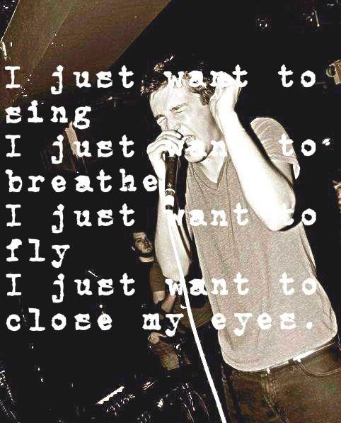 Twenty one pilots. Stay street. Stay strong. Live on. Pass on these songs. |-/ josh dun. Tyler joseph.