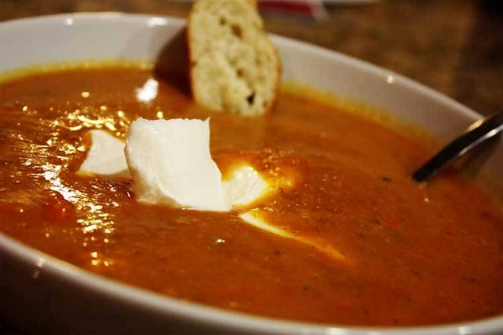 Soep Met Zoete Aardappel En Chorizo (Jamie Oliver) recept | Smulweb.nl