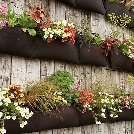 153 best images about verticaal tuinieren vertical garden on pinterest gardens living walls - Outdoor tuinieren ...