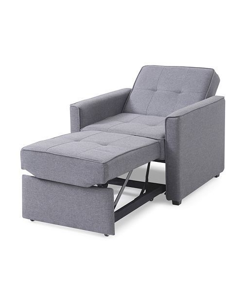 Recliner Chair That Turns Into A Bed