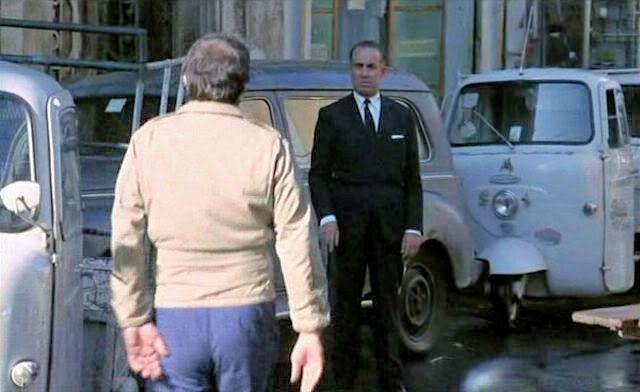 Lambretta Lambro 175 in 'Z' Movie 1969