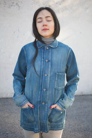 Chimala Vintage Wash Work Coverall