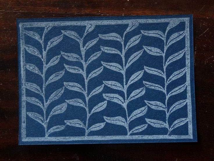 Linogravure d'Hélène Blanchard