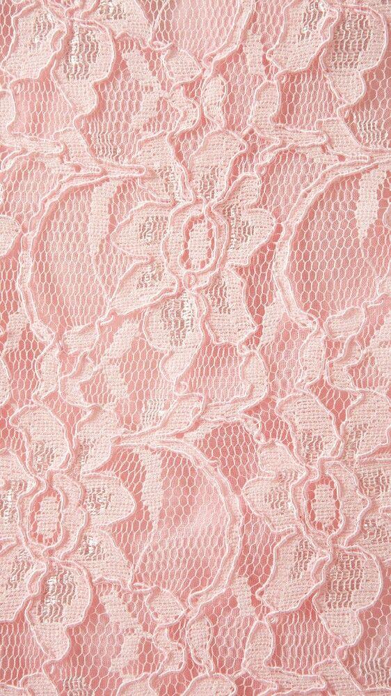 Pin von mmm mmm auf 1 in 2019 lace wallpaper pink wallpaper und pastel wallpaper - Pastel lace wallpaper ...