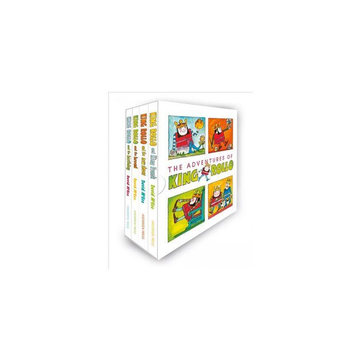 Adventures of King Rollo (Hardcover) (David McKee)