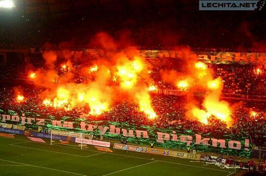 Lech Poznań fans