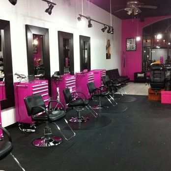284 best images about salon on pinterest high top fade for Abc beauty salon
