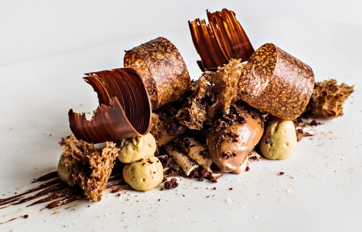 Les étourdissants desserts cuisinés de Yann Couvreur au Prince de Galles