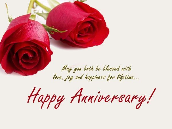 Happy Wedding Marriage Anniversary Wishes For Couple Wedding