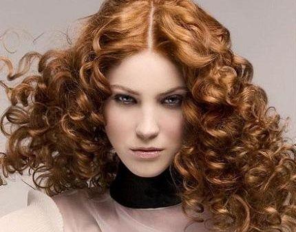 Kıvırcık Saç Stilleri için bazı ipuçları 2016   kadın ve trend