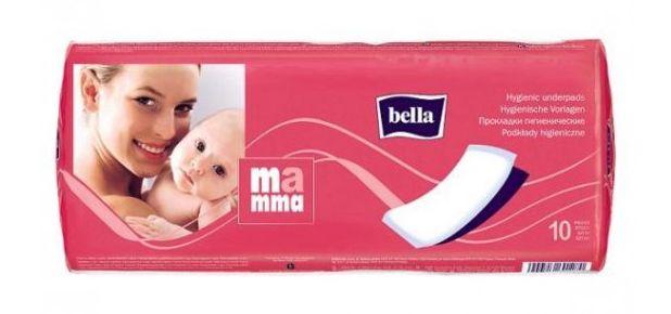 Podkłady poporodowe Bella mamma 10szt.