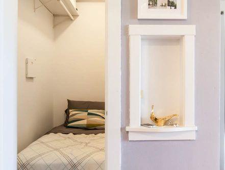 Studio Apartment Closet Ideas 35 best small apartment tours images on pinterest   studio