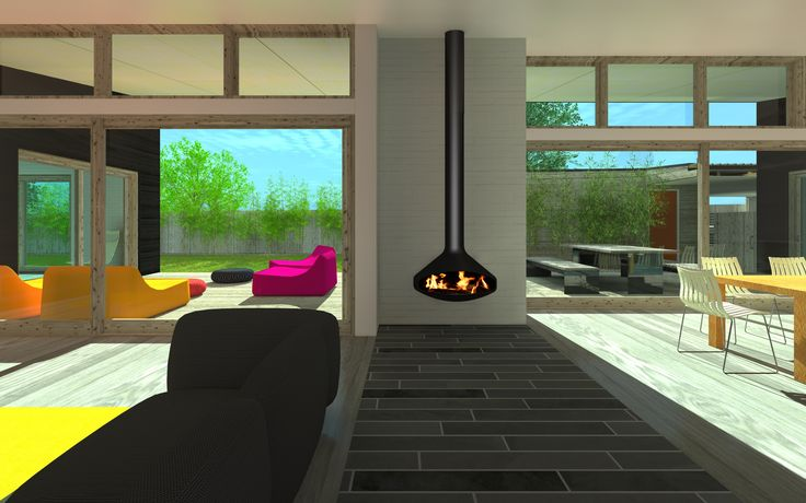 Living Space - Somers House One