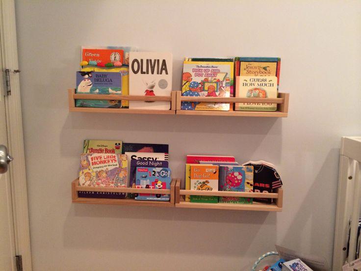 Ikea Spice Rack Bookshelves