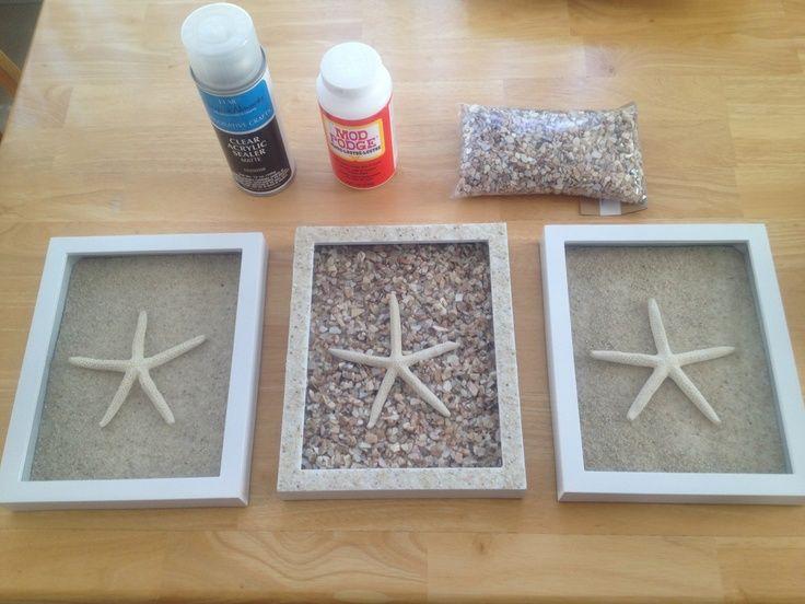Diy Seashell Bathroom Decor : Best ideas about seashell bathroom decor on