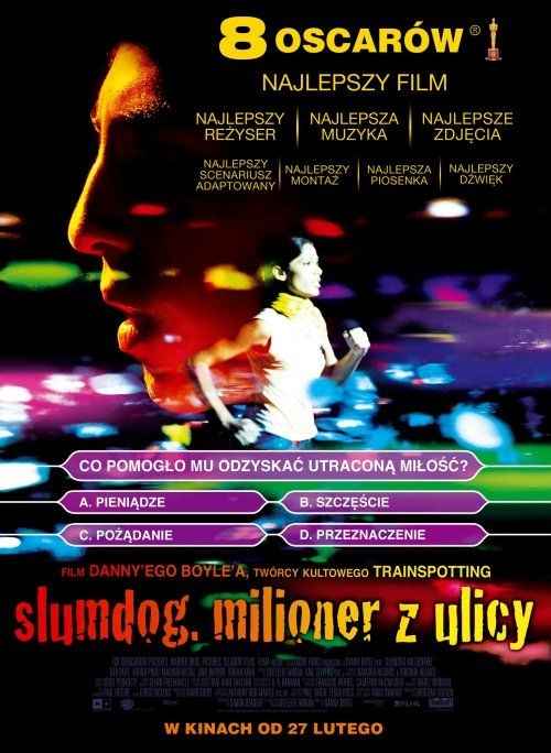 Slumdog. Milioner z ulicy (2008)