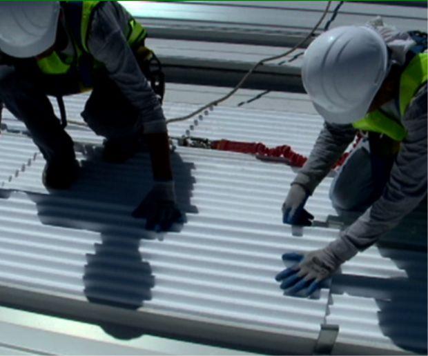 Diseñan sistema de techos especial para el clima del país - Temas del día - Estilo de Vida | Teletica